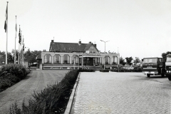 Kanters Restaurant in het verleden